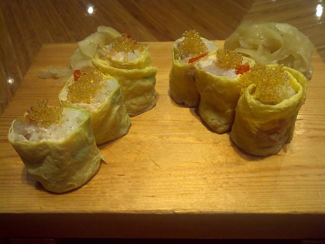 Golden Roll (ゴールデンロール) Tojo's