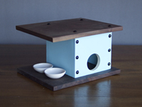 Theresa Arrison Birdhouse