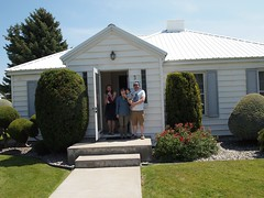Grandma's house in Omak