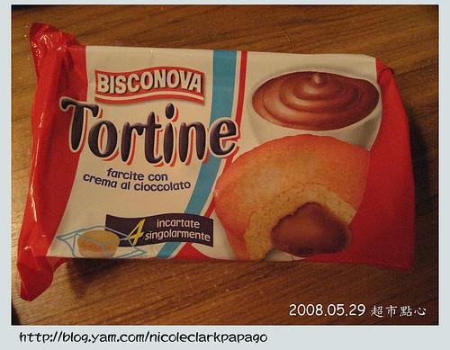 吃在義大利超市點心