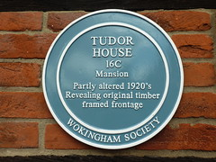Photo of Blue plaque number 11312