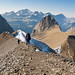 Backpacking On Northover Ridge - Canadian Rockies by Marc Shandro