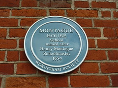 Photo of Blue plaque number 11313