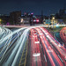 Light trail_Incheon by Shajjad Hossain