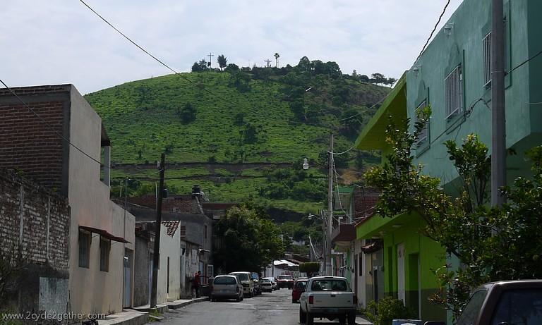 Streets of Ixtlán del Rio, Nayarit