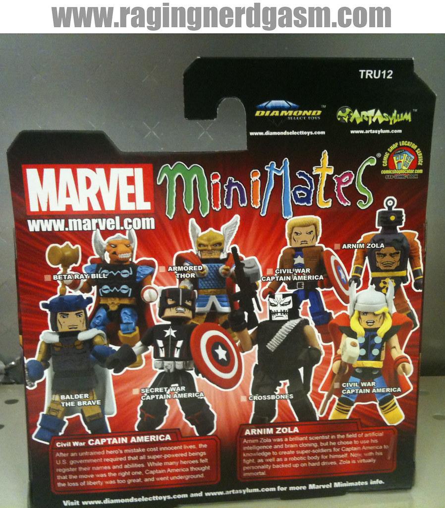 Minimates Marvel 006