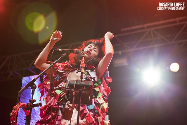 Kimbra, DCode Fest 2012