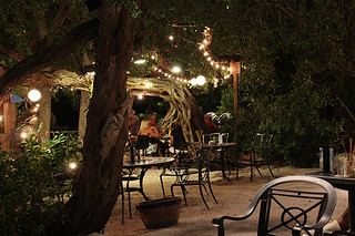 Outdoor Seating, Mar Vista, Restaurant Review, Longboat Key, FL