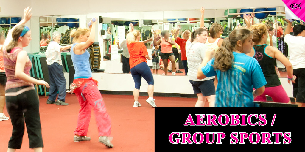 new4-Aerobics Group Sports