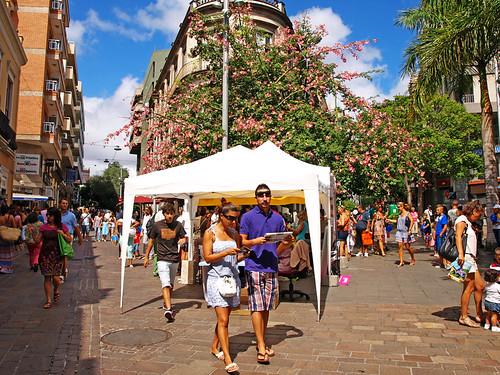 Shopping in Santa Cruz de Tenerife