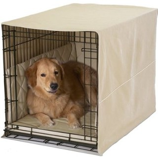 Pet Dreams Front Door Dog Crate Cover