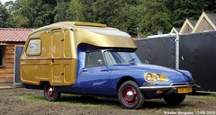 Citroën DS camping car
