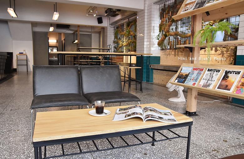 台中火車站中區咖啡Fleetstreet早午餐19