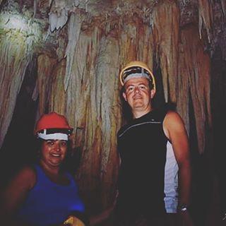 Chapada diamantina grutas #chapadadiamantina #travel #tour #bahia #euamoachapadadiamantina #zentur #trilha #falls #cachoeira #ferias #viagem #iphone #instagood #like4like #nature #natureza #nikon #nikon18300 #nikond5100 #rayban #trilhaserumos #dayoff #ipa