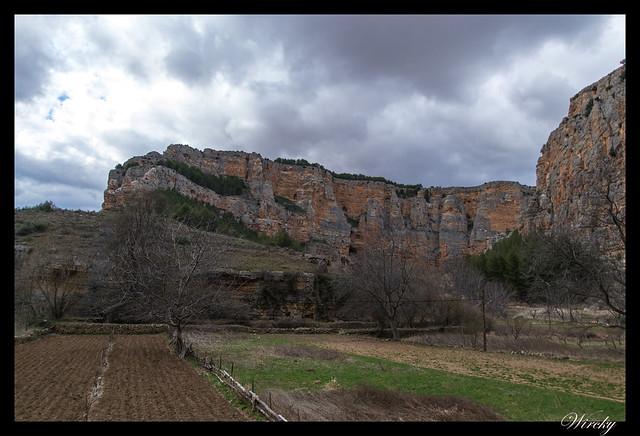 Cañón Jaraba Calmarza