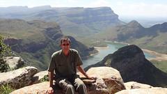 Danny, Blyde River Canyon Viewpoint, Blyde River Canyon Nature Reserve, Mpumalanga, South Africa