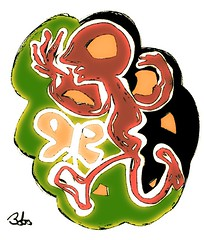 Embryonicloudash #embryonic #cloud #dash #bobo #golem #TheBoboShow #BoboGolemBobogolemSoylentGreenberg