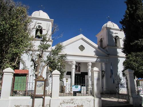 Humahuaca: la Iglesia de la Candelaria y del Antonio