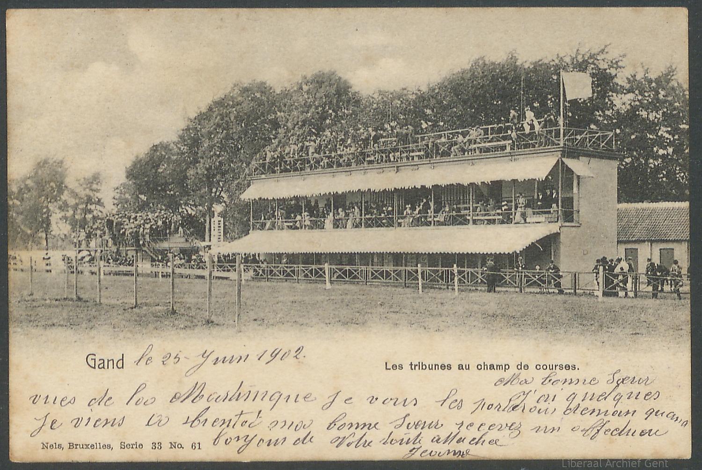 Paardenrace, 1902