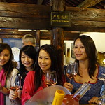 Shaxi Pear Orchard Temple Wine Tasting - Shaxi Yunnan China