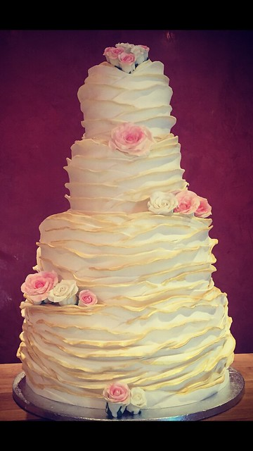 Cake by Daniela Barbarini of I Pasticci di Camilla by Daniela B. Pasticceria/Caffetteria/Gelateria