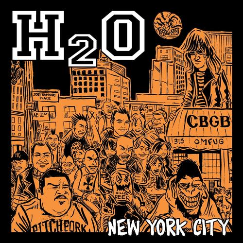 H20 New York City EPCD (2011)