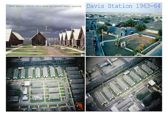 Davis Station 1963-64