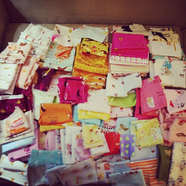 Um. Obsessed much? Scrap pack destash coming soon!