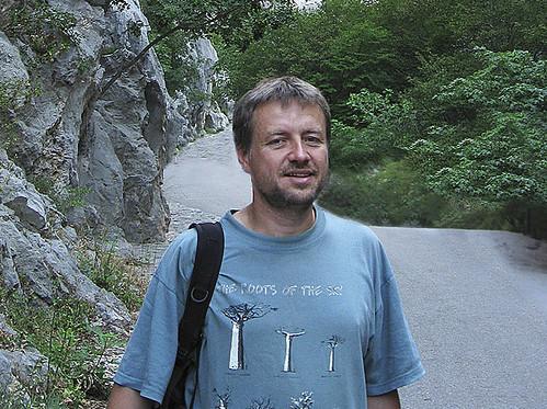Pavel Hošek: Lemura mi na Madagaskaru k jídlu nenabídli