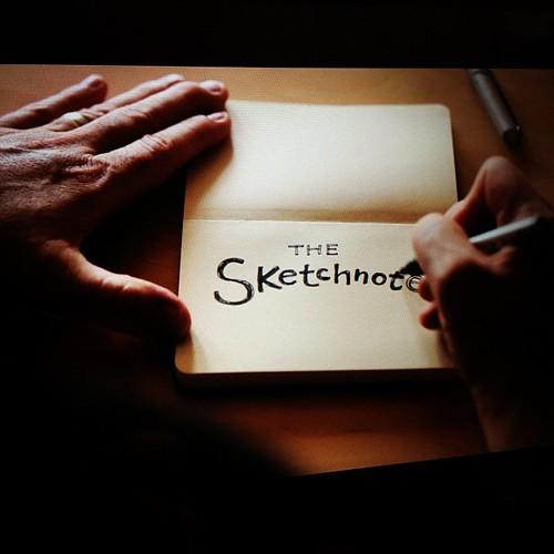 Sketchnote Handbook: Video Intro