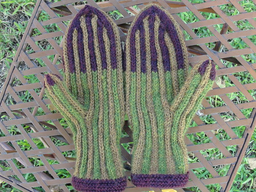 Blomst Mittens 1.5