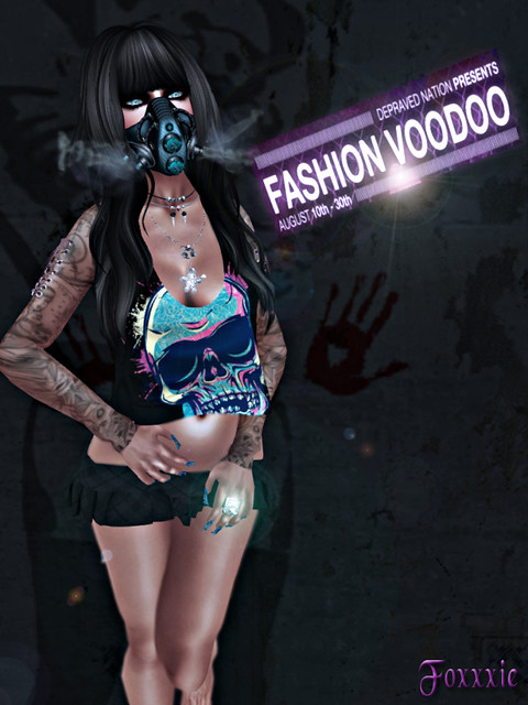Fashion Voodoo Look #1