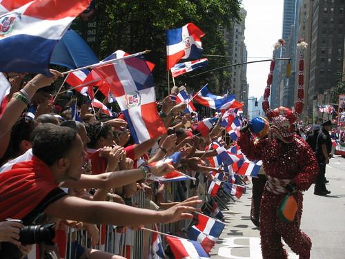 Desfile Dominicano de Nueva York 2013 este domingo una cita en la Sexta Avenida de la Gran Manzana