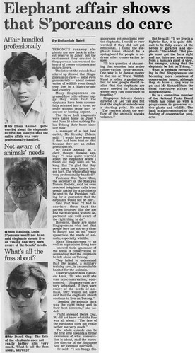 The Straits Times 18 June 1990