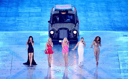 Spice Girls re-union!