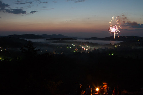 nc highlands fireworks places fourthofjuly 4thofjuly