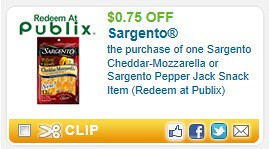 photo regarding Sargento Printable Coupon identify $1/2 Keebler Crackers and 0.75/1 Sargento Cheese Printable