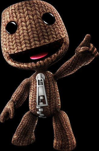 PlayStation All-Stars Battle Royale: Sackboy