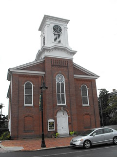 Forest Presbyterian Church in Middletown, DE