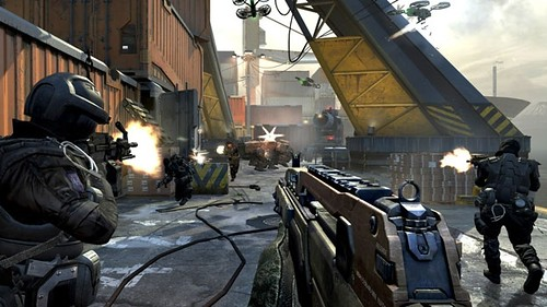 Black Ops 2 Patch 1.03 Fails to Fix Lock-ups
