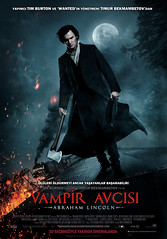 Vampir Avcısı: Abraham Lincoln - Abraham Lincoln: Vampire Hunter (2012)