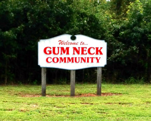 Gum Neck Community in Tyrrell County
