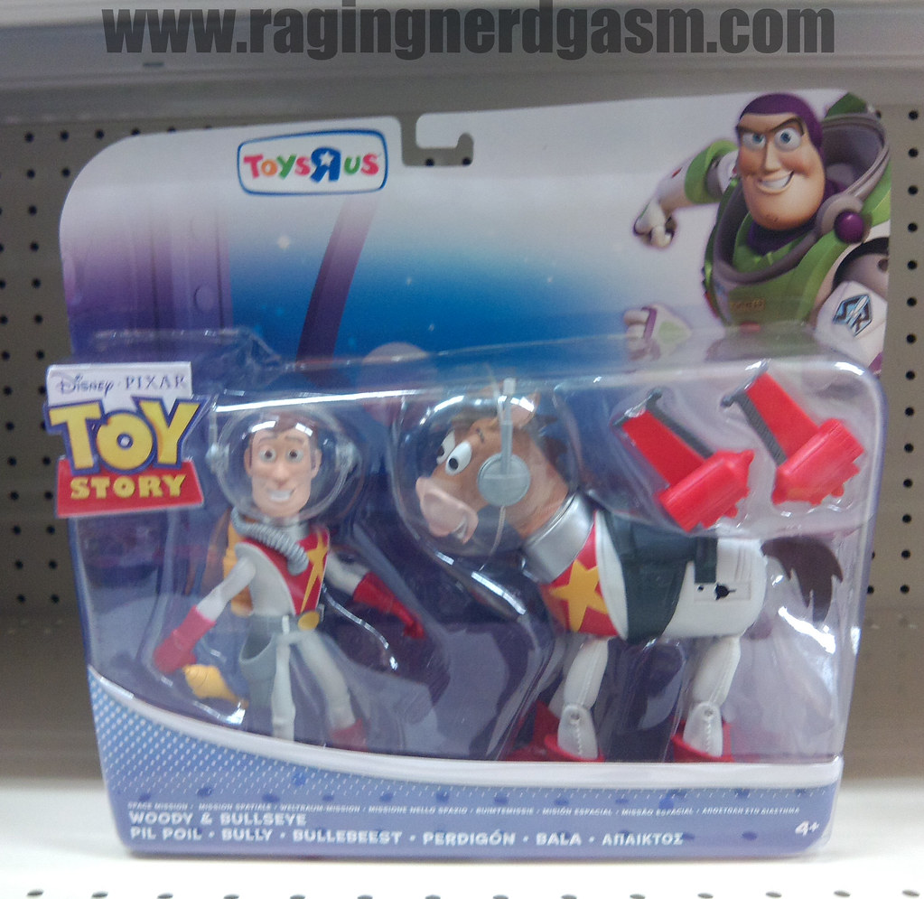 Pixar's Toy story Action FiguresSpace Mission_04