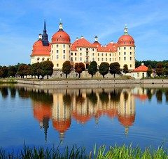 The castle of your dreams-Moritzburg, Germany