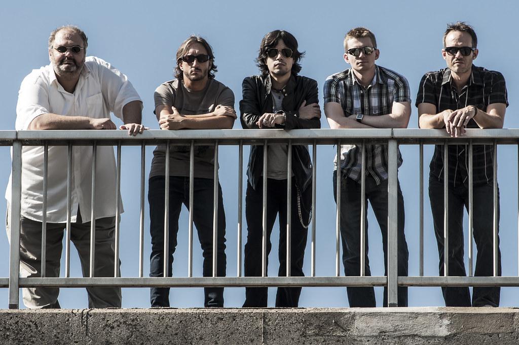 P&R Band Photoshooting by Luca Sartoni
