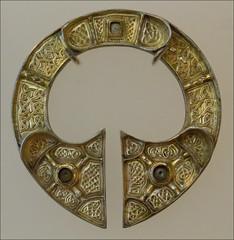 Brooch from the St Ninian's Isle Treasure
