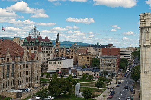 Downtown Scranton
