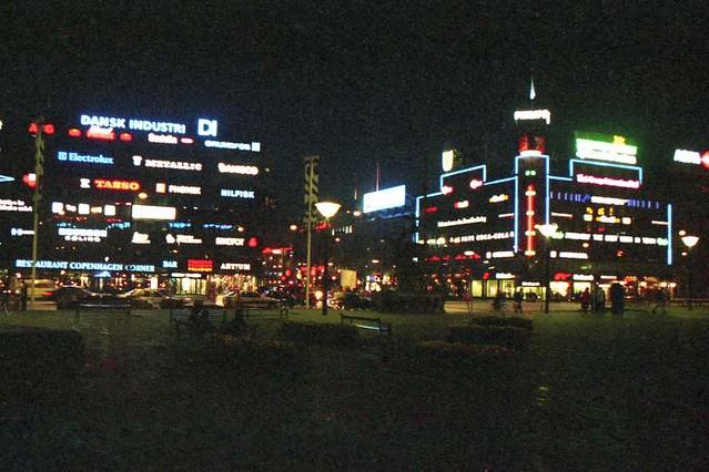 Copenhagen at Night (1996)