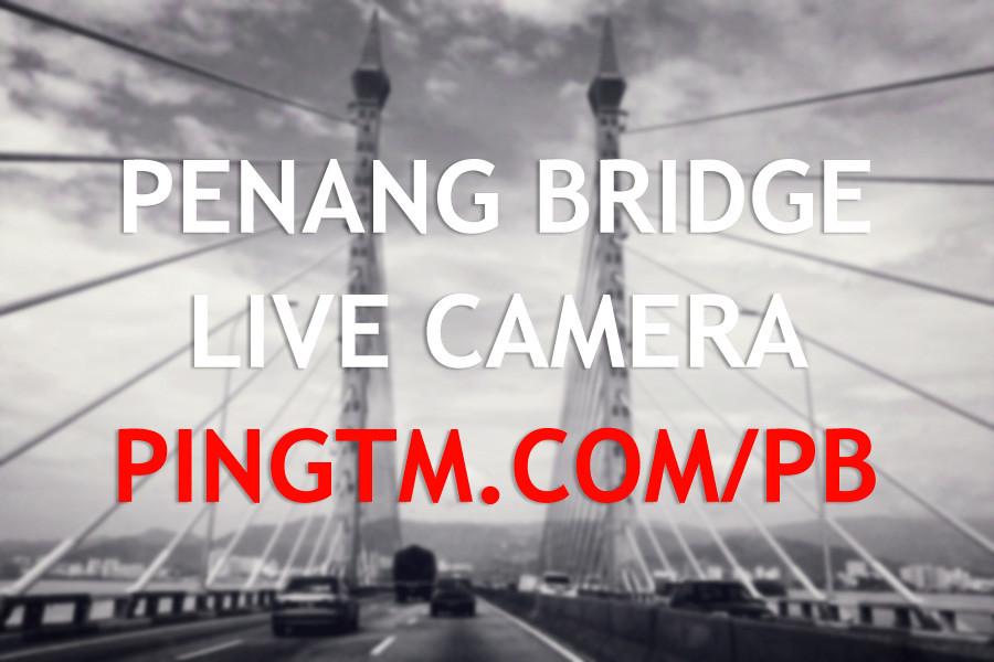 Penang Bridge Live Camera