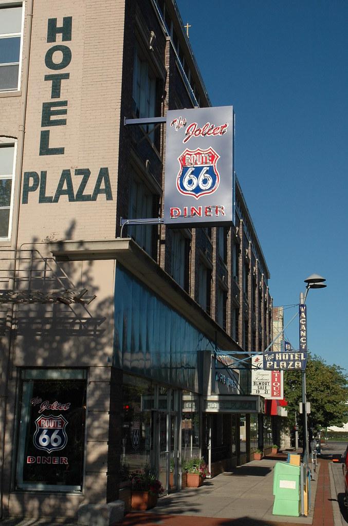 Hotel Plaza, Joliet, IL
